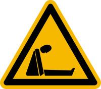 Warnschild, Warnung vor Erstickungsgefahr - praxisbewährt