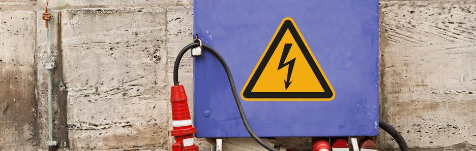 Produkte - Warnzeichen gem. DIN 4844 und BGV A8