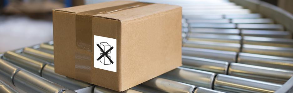 Produkte - Transport- und Verpackungskennzeichnung