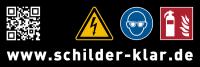 Individuelle Aufkleber, Logos und Etiketten - selbstklebende Folie, rechteckig