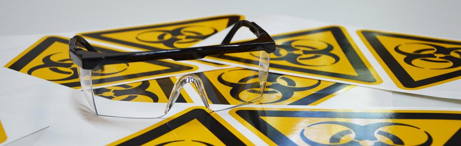 Produkte - Schutzbrillen