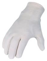 Baumwoll-Jersey-Handschuh von Nitras - VE = 12 Stk.