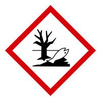 GHS Gefahrensymbol 09: Umwelt - Rolle à 500 Stück