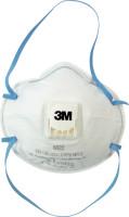 Einweg Atemschutzmaske 3M™ 8822, FFP2 NR D, Ventil - VE = 10 Stück