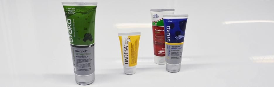 Produkte - Hautpflegemittel
