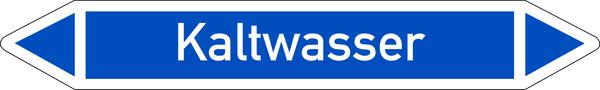 Rohrleitungskennzeichnung gem. DIN 2404