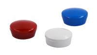 Büromagnete in verschiedenen Farben - 1 VE = 10 Stk.