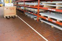 Bodenmarkierungsband, Safety-Floor Ultra R - VE = Rolle à 50 m