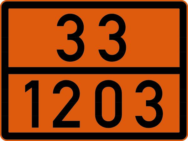 Gefahrguttafeln und sonstige Fahrzeugmarkierung