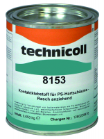 Spezialkleber für Warn-und Schutzprofile von technicoll®