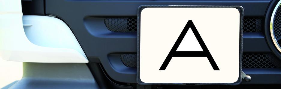 Produkte - Fahrzeugkennzeichnung