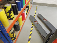 Bodenmarkierungsband, Safety-Floor Ultra Permanent - VE = Rolle à 33m