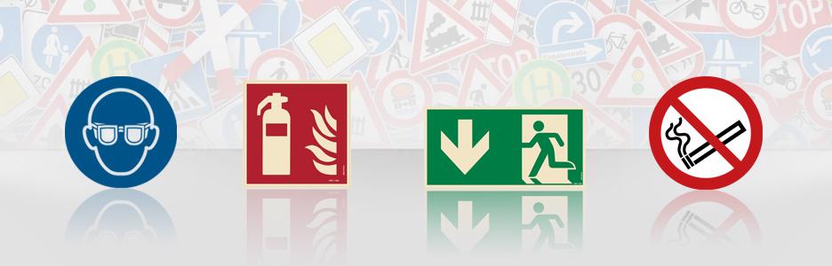 Produkte - Sicherheitskennzeichen