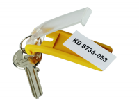 Schlüsselanhänger, KEY CLIP - VE = 6 Stk.