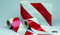KFZ-Warnmarkierung auf Rolle, Folie retroreflektierend gem. DIN 30710
