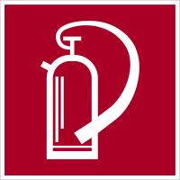 Brandschutzzeichen gem. DIN 4844