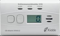 Kidde Kohlenmonoxidmelder X-10-D.2