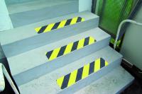 Antirutschband, Safety-Walk Universal Schwarz-Gelb