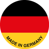 Individuelle Aufkleber, Logos und Etiketten - selbstklebende Folie, kreisförmig/dreieckig