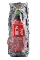 Gloria® Gitternetzfolie für Feuerlöscher 6 kg/l