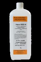 Handdesinfektionsmittel, Haco DES H, 1 Liter
