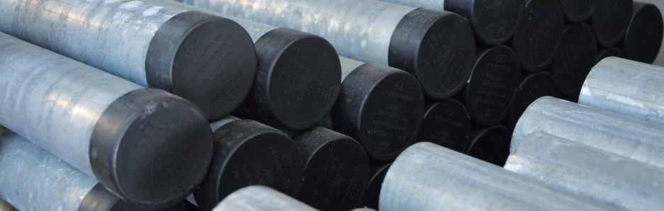 Produkte - Rohrpfosten und Befestigungsmaterial