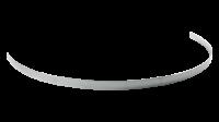 Schellenband zur Schilderbefestigung - VE = 1 m