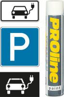Kennzeichnungsset, Ladesäule für E-Auto