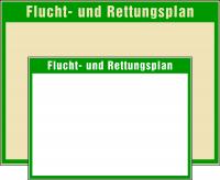 Flucht- und Rettungspläne gem. ASR A1.3 und A2.3