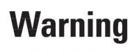 Gefahrstoffkennzeichnung Signalwort: Warning, auf Rolle à 500 Stück