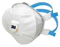 Halbmaske mit Cool Flow Ventil, 3M™ Aura, Typ 9322, FFP2 - VE = 10 Stück