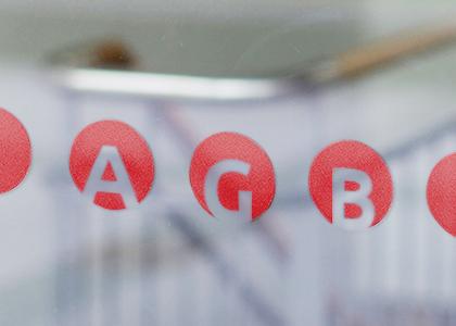 AGB Gewerbekunden und Unternehmen
