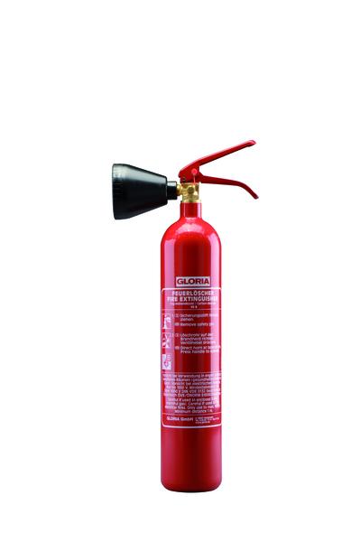 Gloria® Kohlendioxid Feuerlöscher KS 2 ST