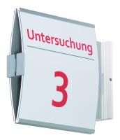 """Fahnenschild, """"Frankfurt"""", <strong>148 x 155 mm</strong>"""