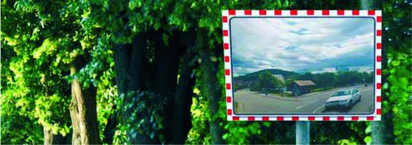 Verkehrs- und Beobachtungsspiegel