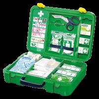 Erste-Hilfe-Koffer, Cederroth, Inhalt gem. Din 13157